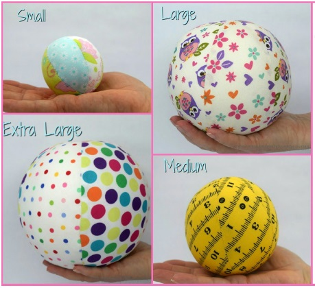 Ball pattern examples