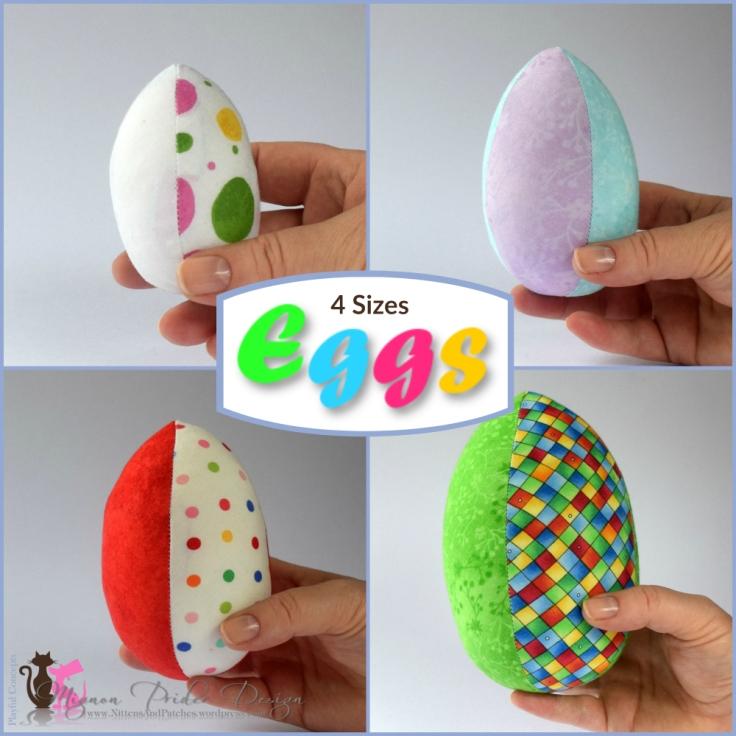 Eggs - 4 sizes